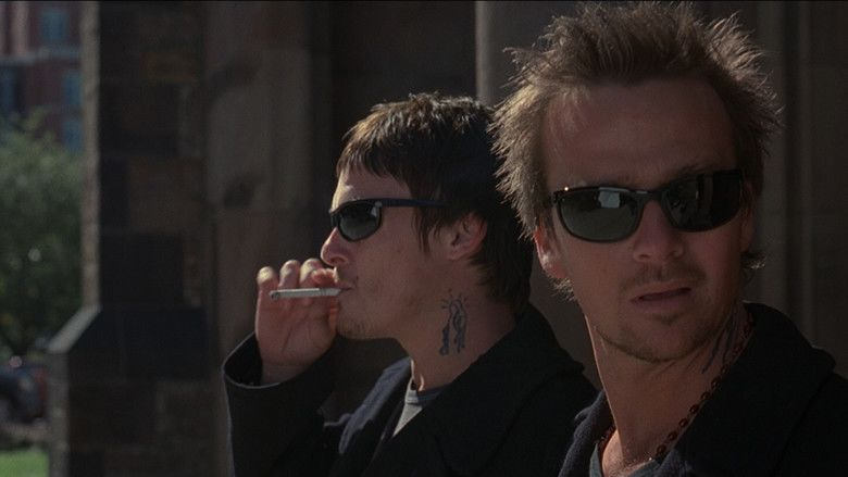The Boondock Saints movie scenes