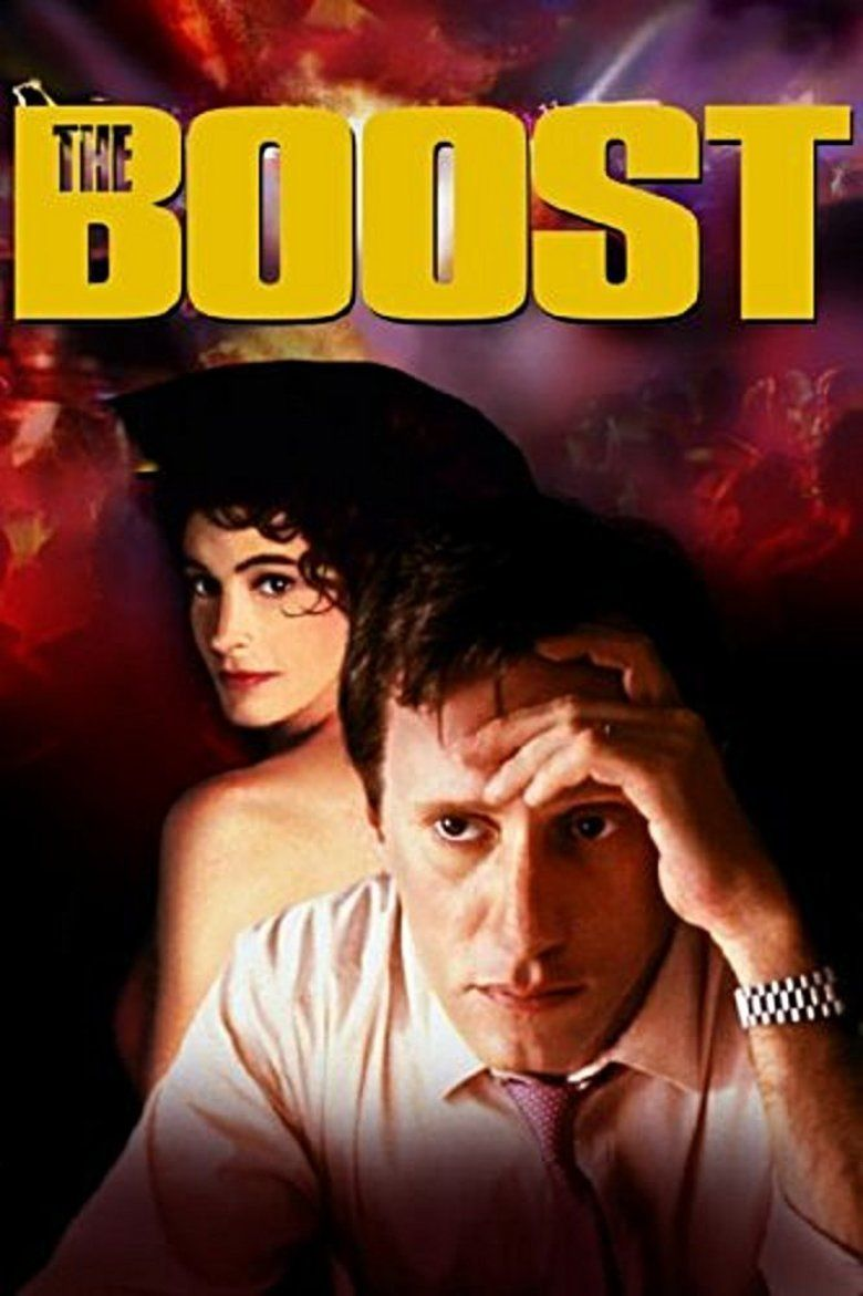 The Boost movie poster