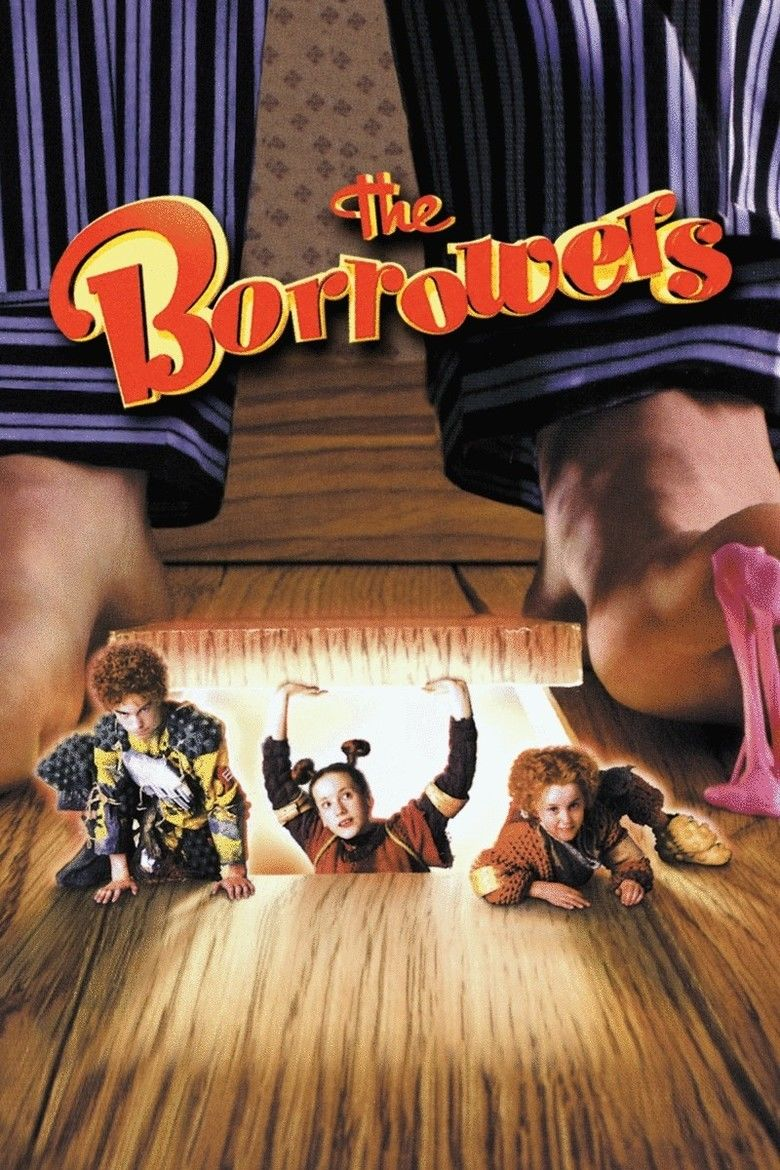 The Borrowers (1997 film) movie poster