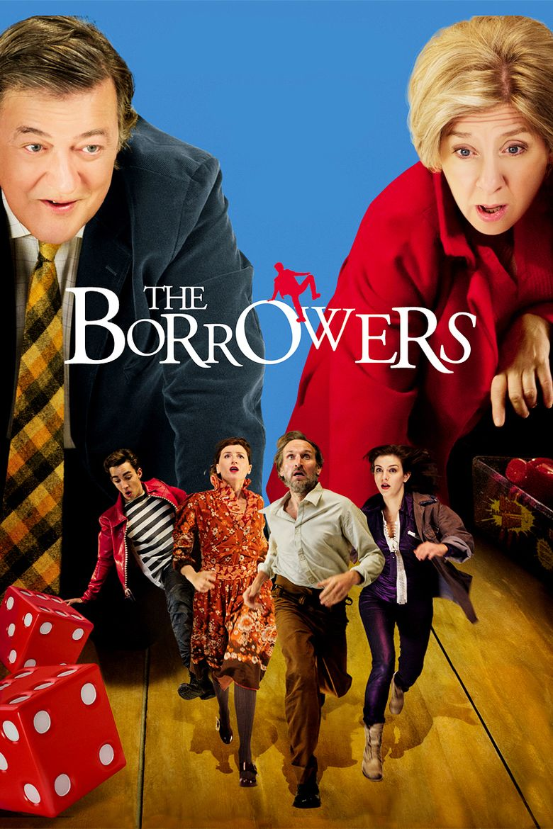 The Borrowers (2011 film) movie poster