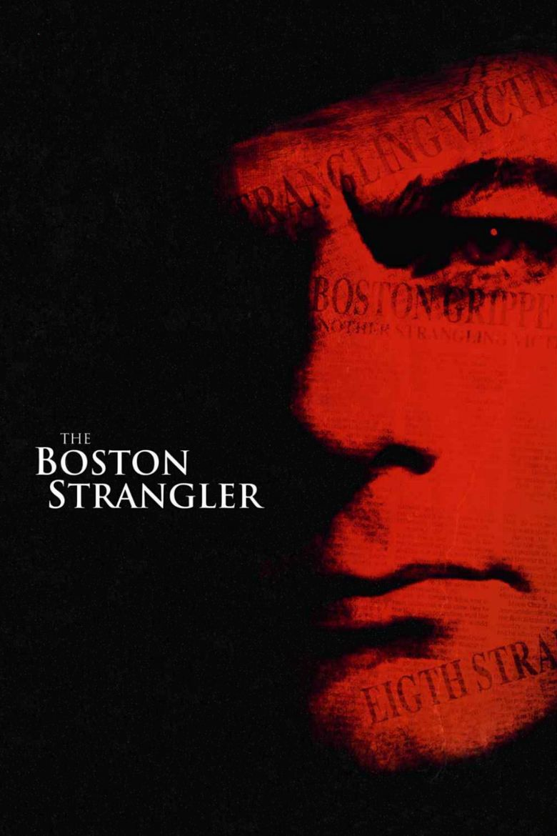The Boston Strangler (film) movie poster