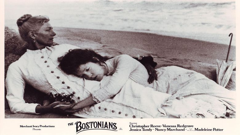 The Bostonians (film) movie scenes