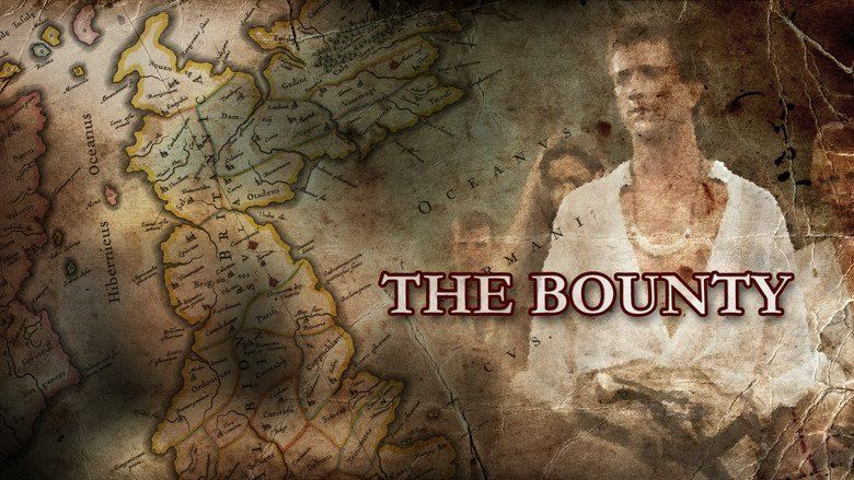 The Bounty movie scenes
