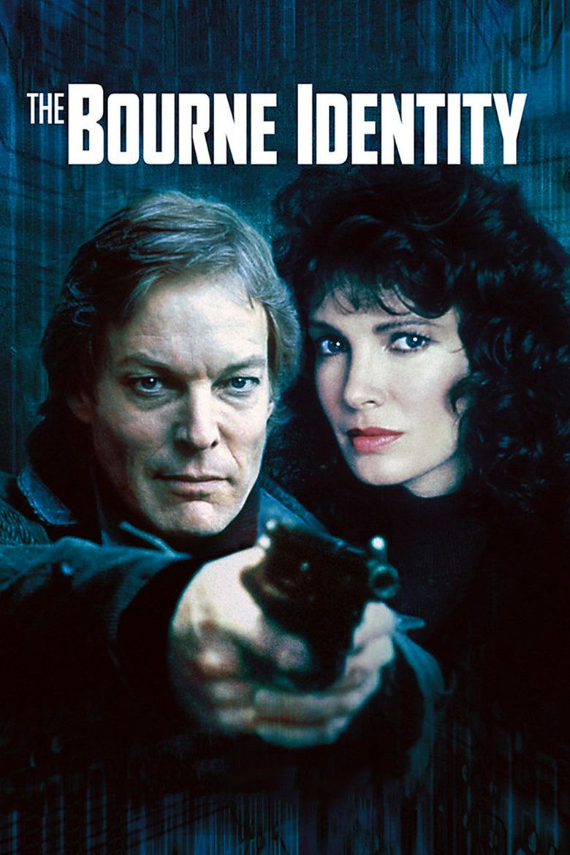 The Bourne Identity (1988 film) movie poster