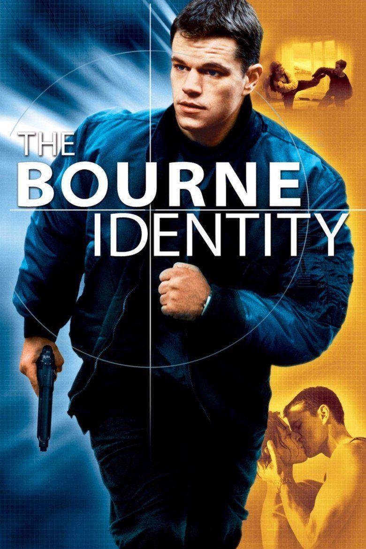 The Bourne Identity (2002 film) movie poster