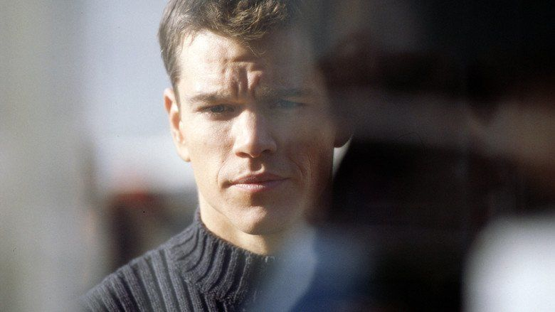 The Bourne Identity (2002 film) movie scenes