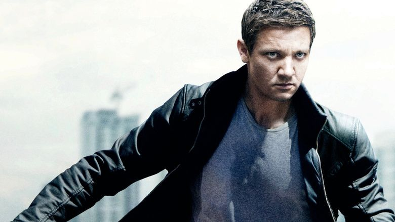 The Bourne Legacy (film) movie scenes