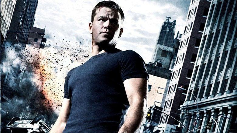 The Bourne Ultimatum (film) movie scenes