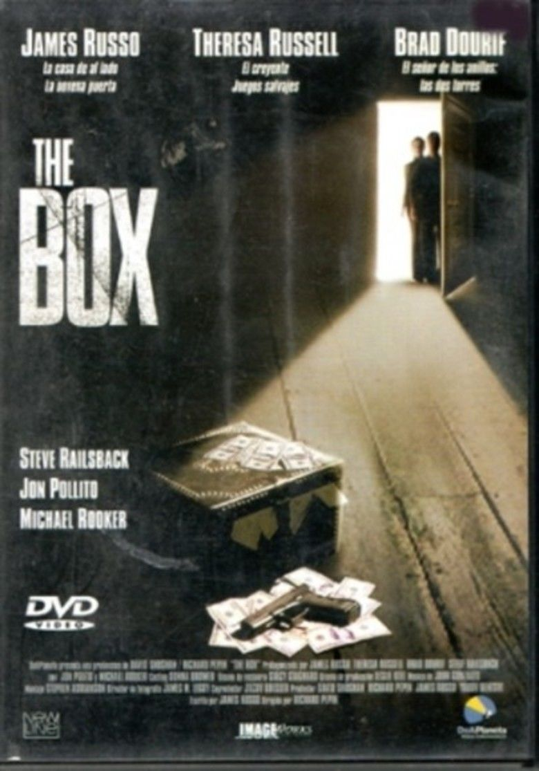 The Box (2003 film) movie poster