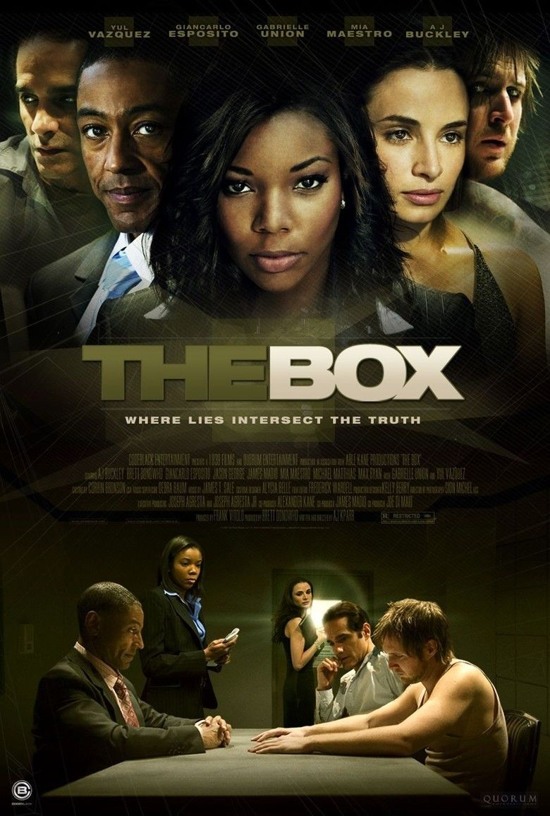 The Box (2007 film) movie poster