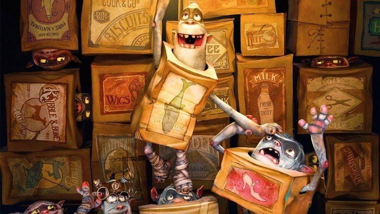 The Boxtrolls movie scenes