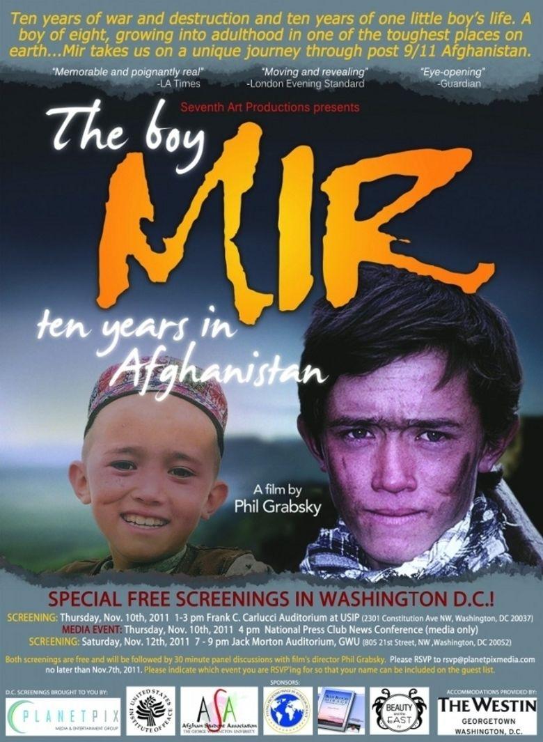 The Boy Mir movie poster