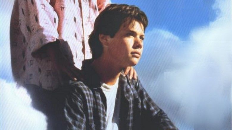 The Boy Who Could Fly movie scenes