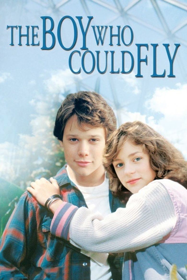 The Boy Who Could Fly movie poster