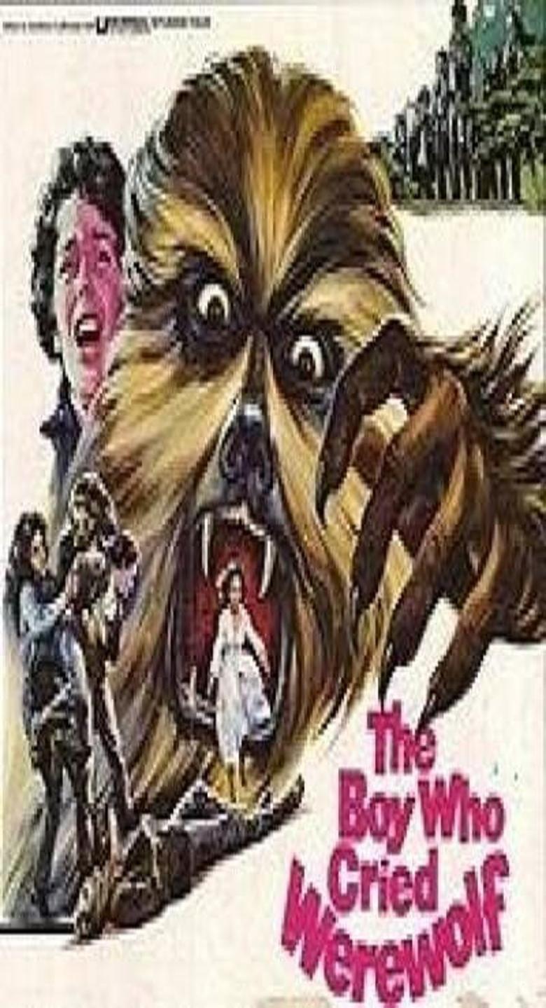 The Boy Who Cried Werewolf (1973 film) movie poster