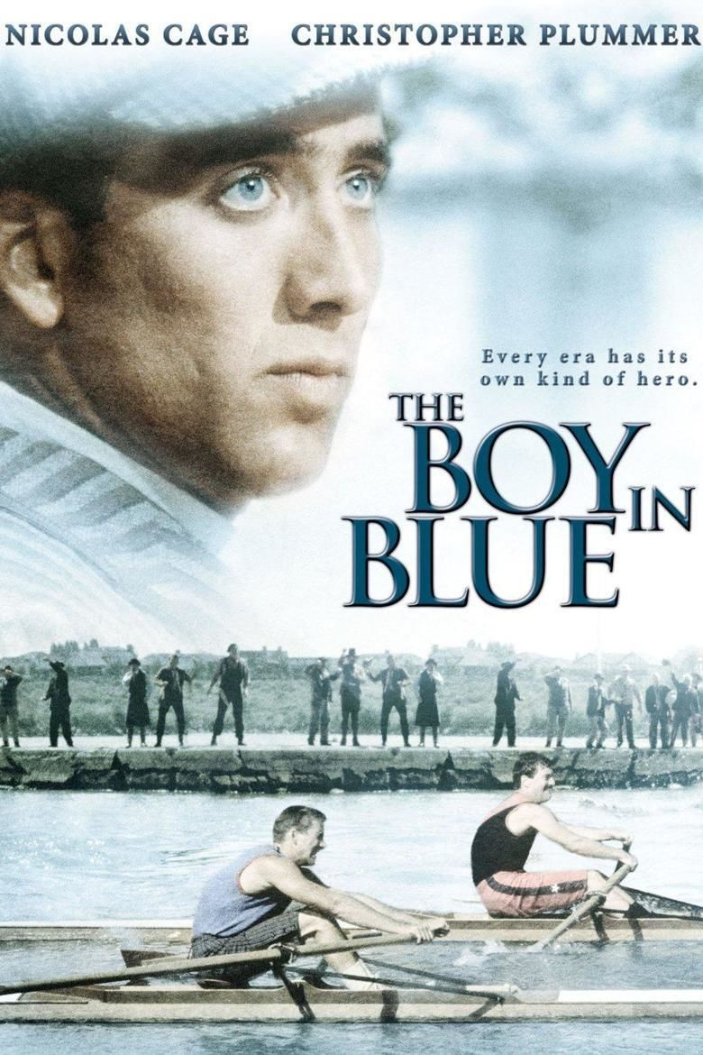 The Boy in Blue (1986 film) movie poster