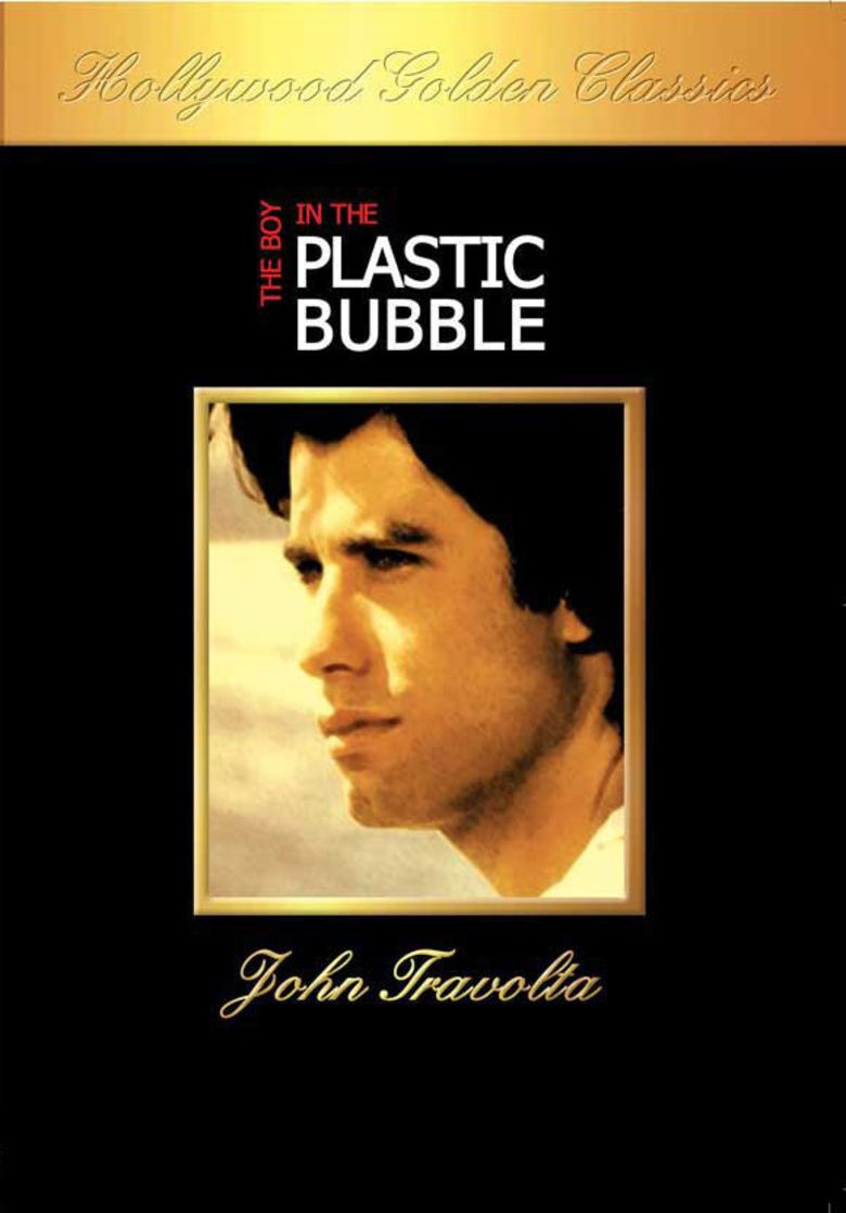 The Boy in the Plastic Bubble movie poster