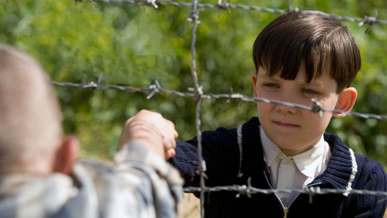 The Boy in the Striped Pyjamas (film) movie scenes