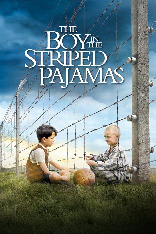 The Boy in the Striped Pyjamas (film) movie poster