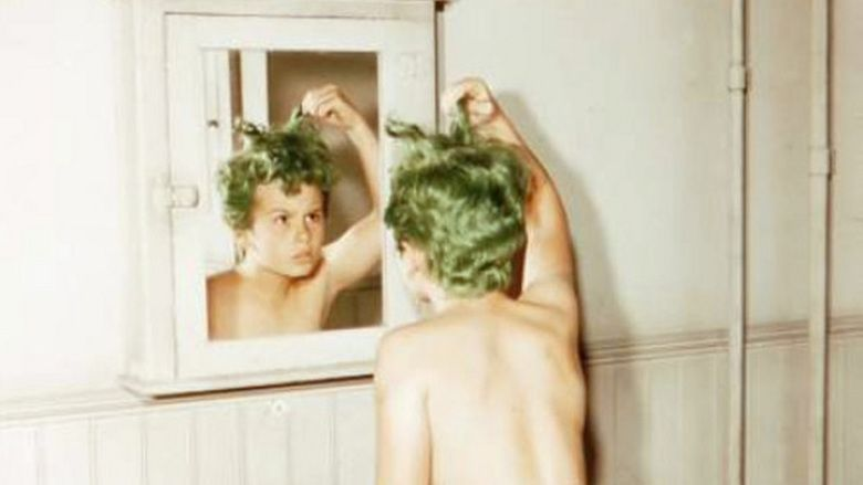 The Boy with Green Hair movie scenes