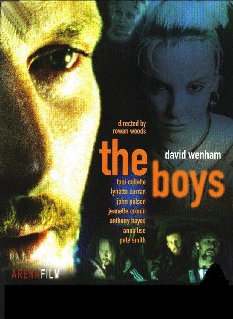 The Boys (1998 film) movie poster