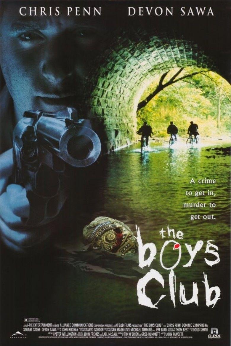 The Boys Club movie poster