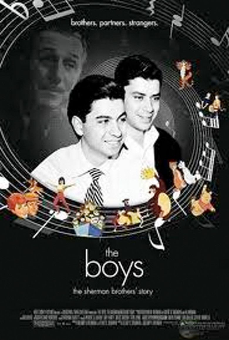 The Boys: The Sherman Brothers Story movie poster