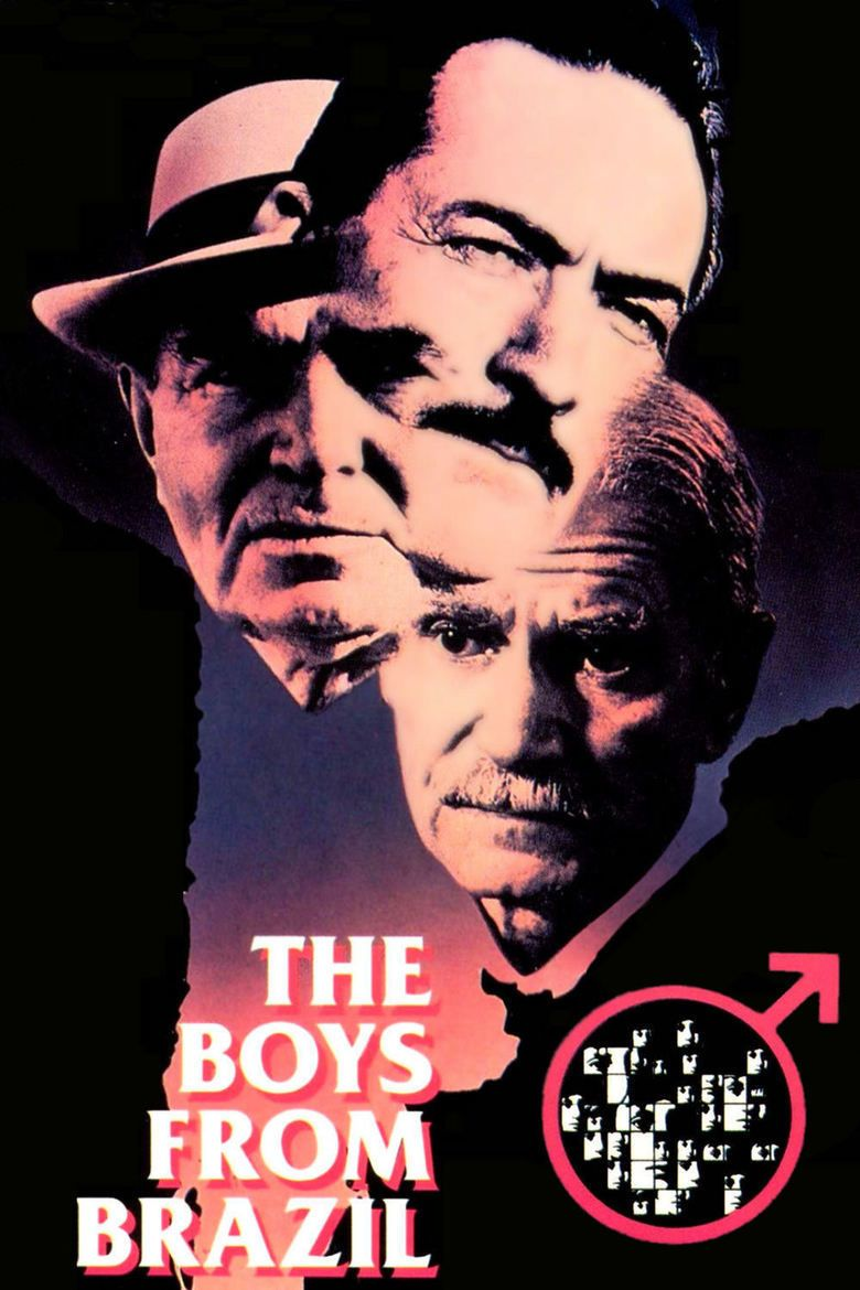 The Boys from Brazil (film) movie poster