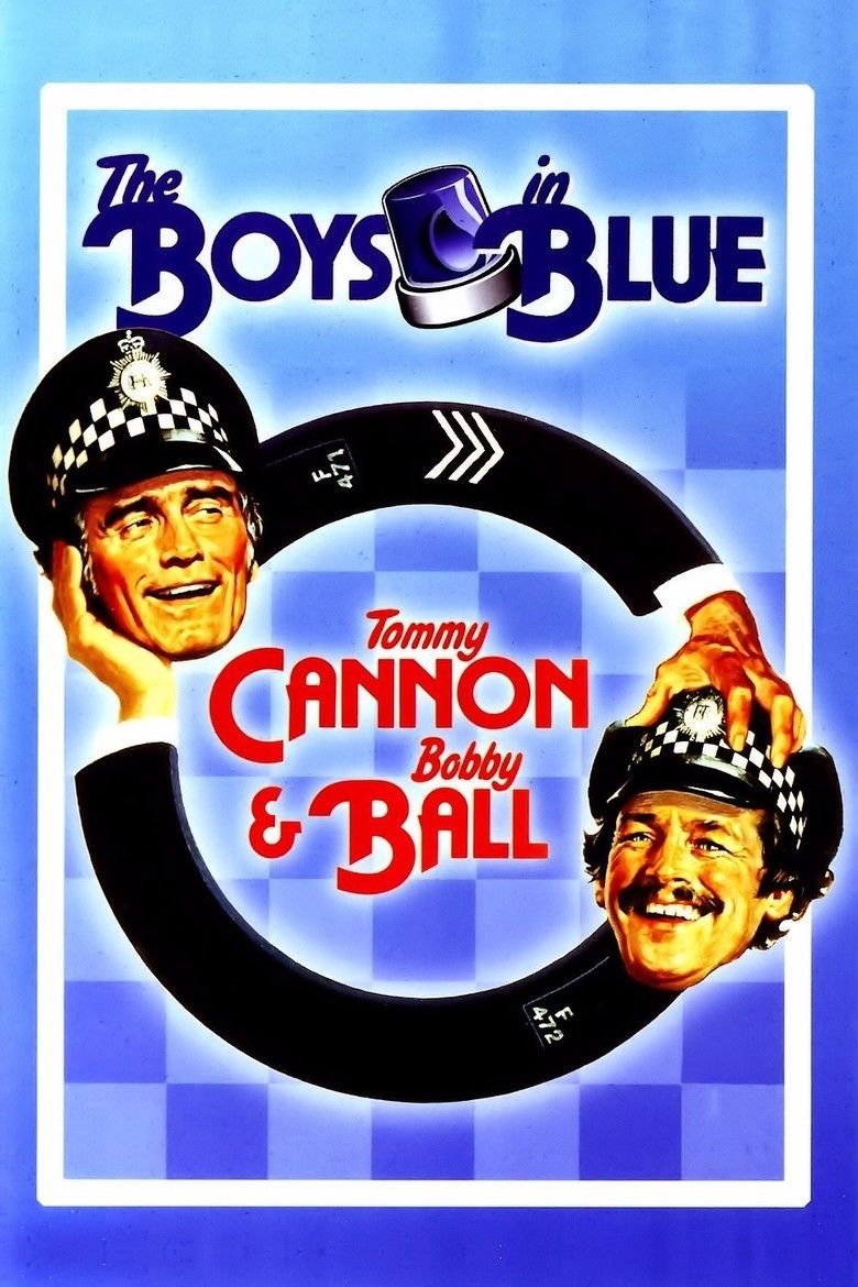 The Boys in Blue movie poster