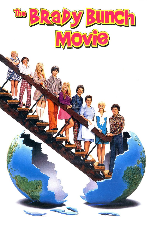 The Brady Bunch Movie movie poster
