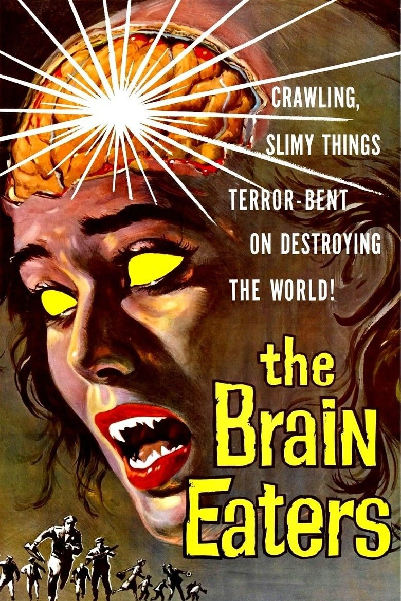 The Brain Eaters movie poster