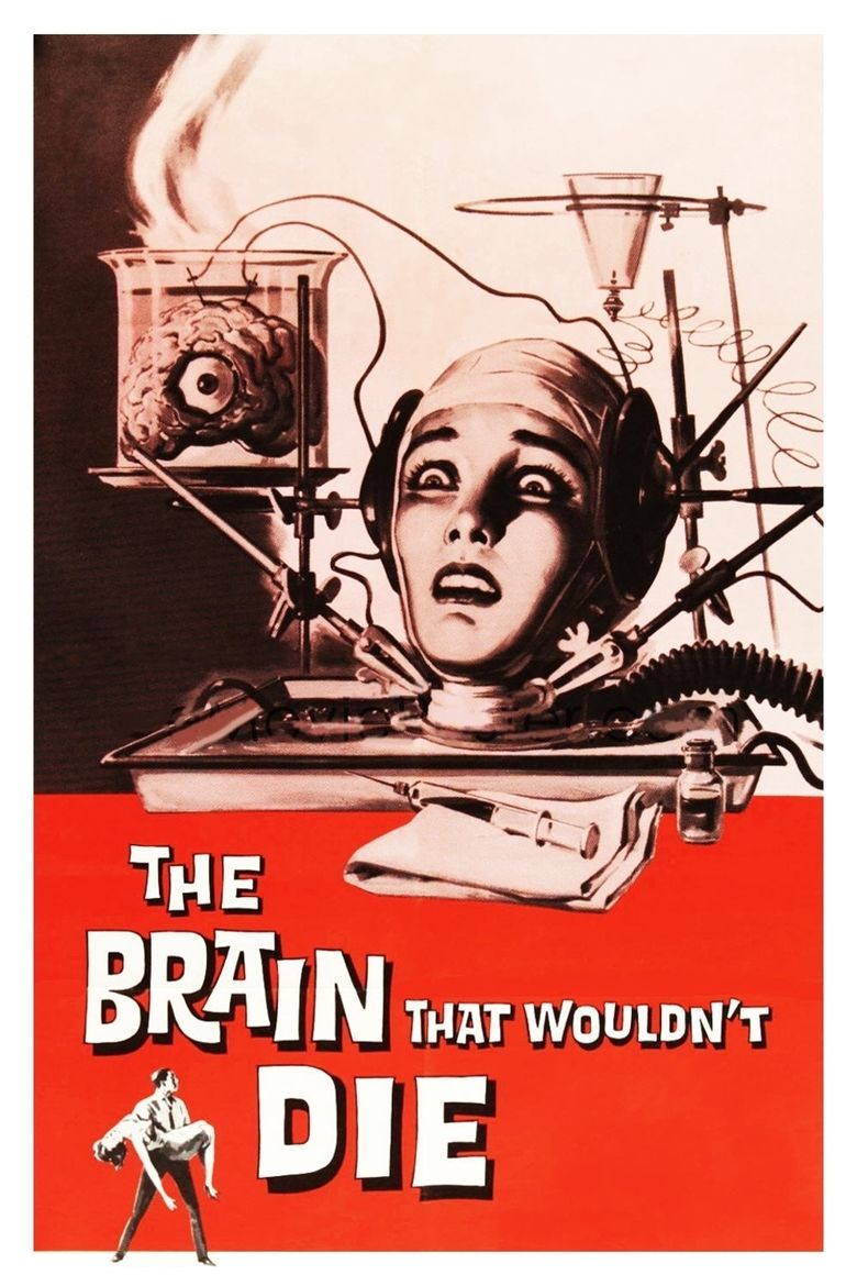 The Brain That Wouldnt Die movie poster