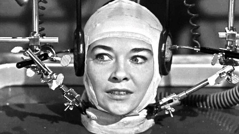 The Brain That Wouldnt Die movie scenes