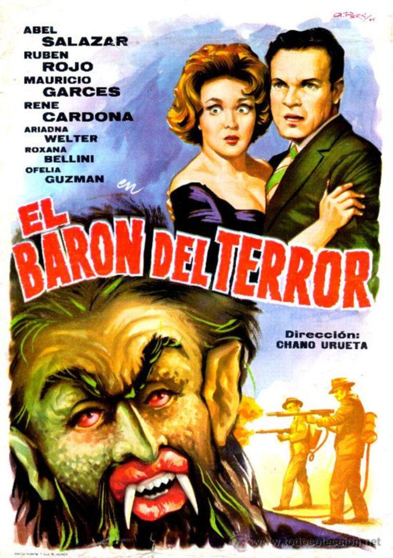 The Brainiac movie poster