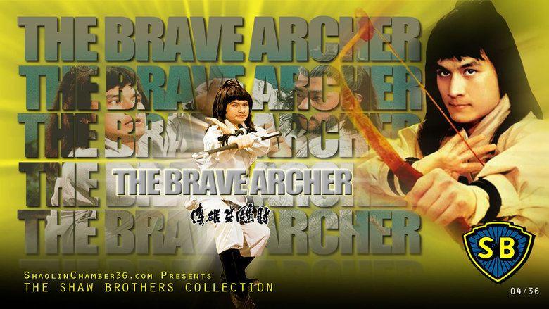 The Brave Archer 2 movie scenes