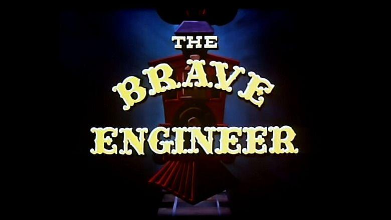 The Brave Engineer movie scenes