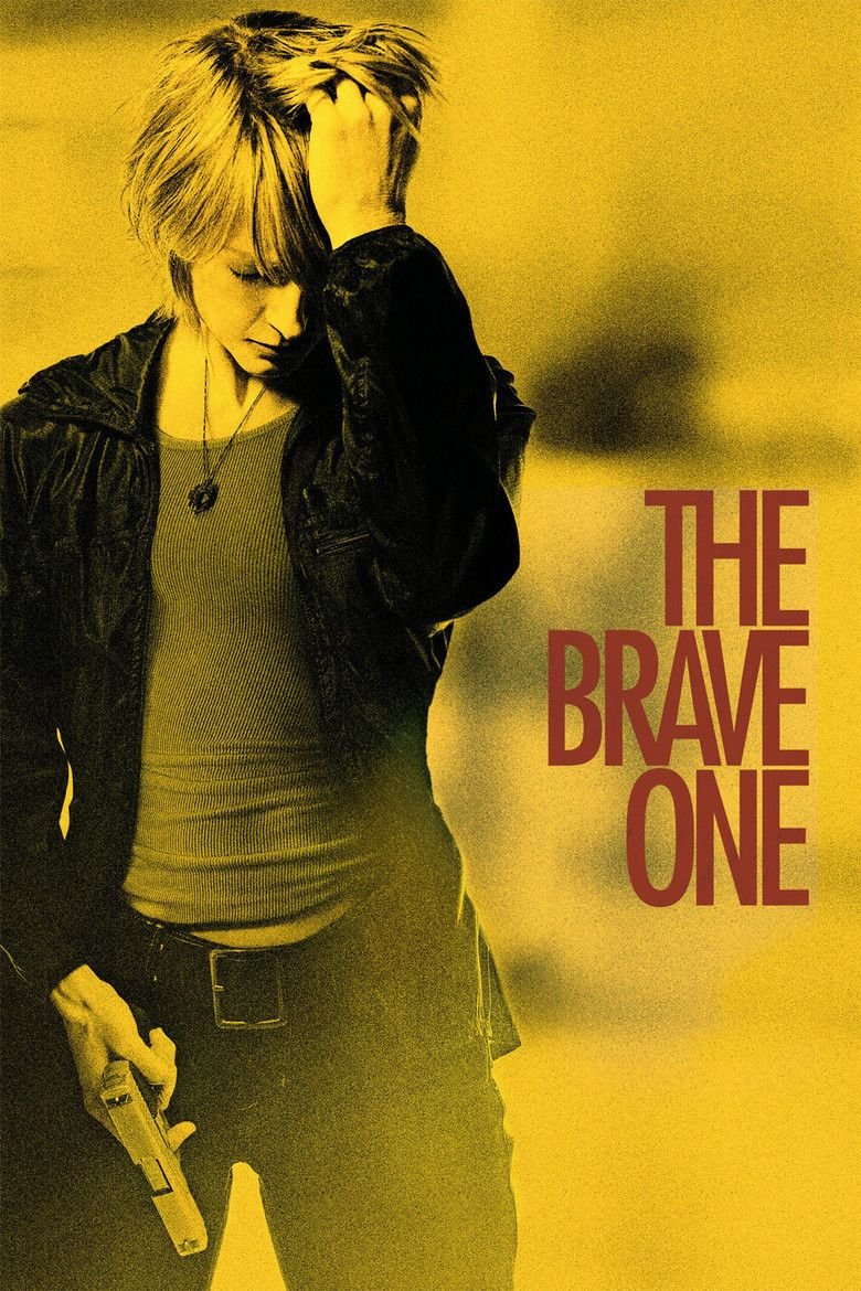 The Brave One (2007 film) movie poster