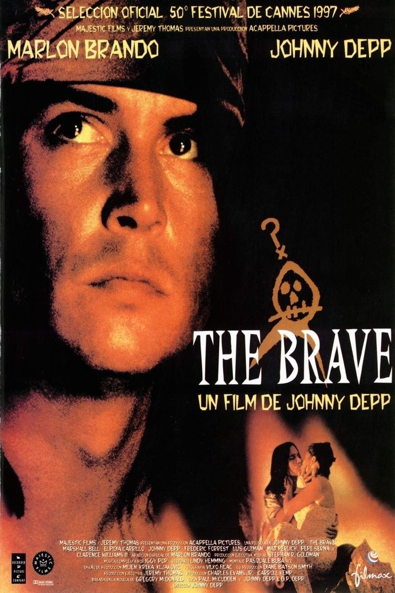 The Brave movie poster