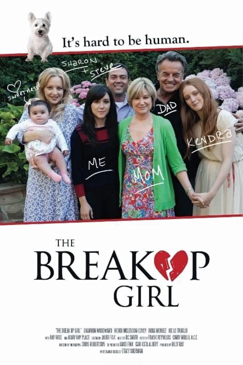 The Breakup Girl movie poster