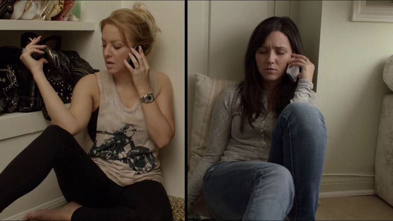 The Breakup Girl movie scenes
