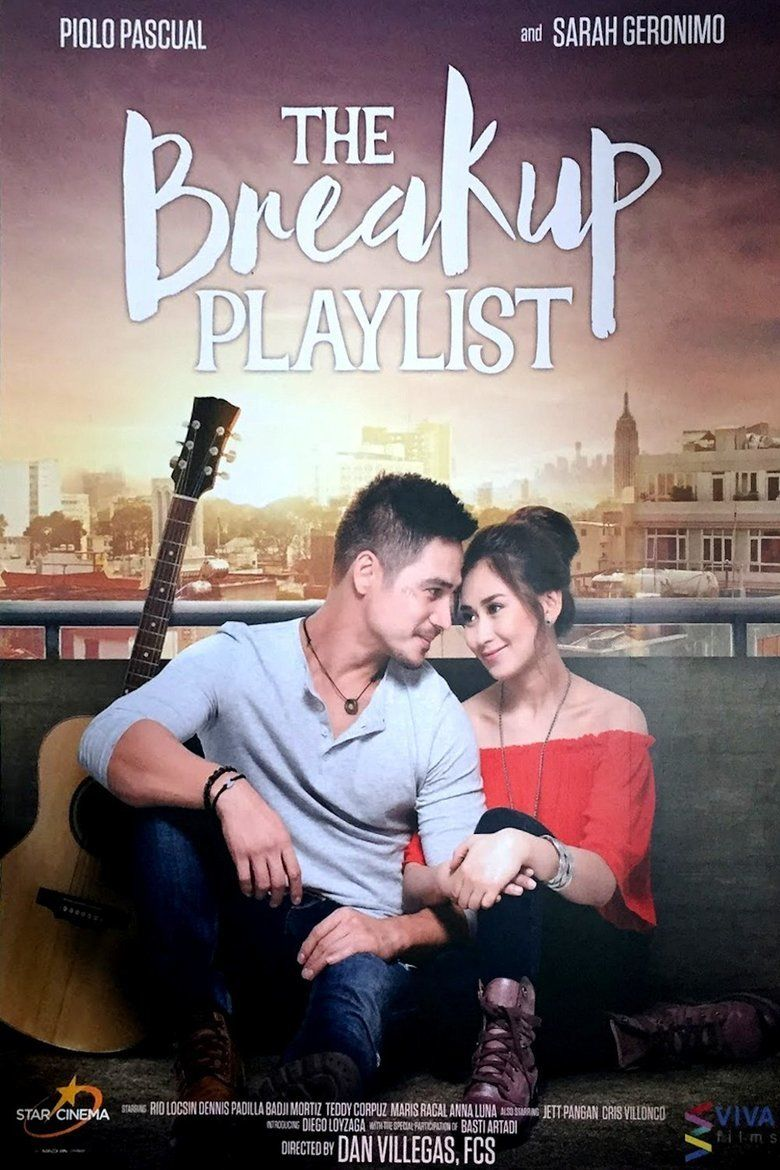 The Breakup Playlist movie poster
