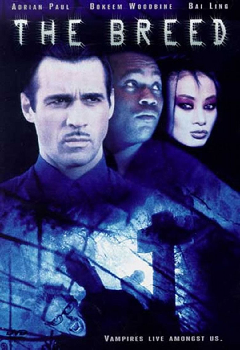 The Breed (2001 film) movie poster