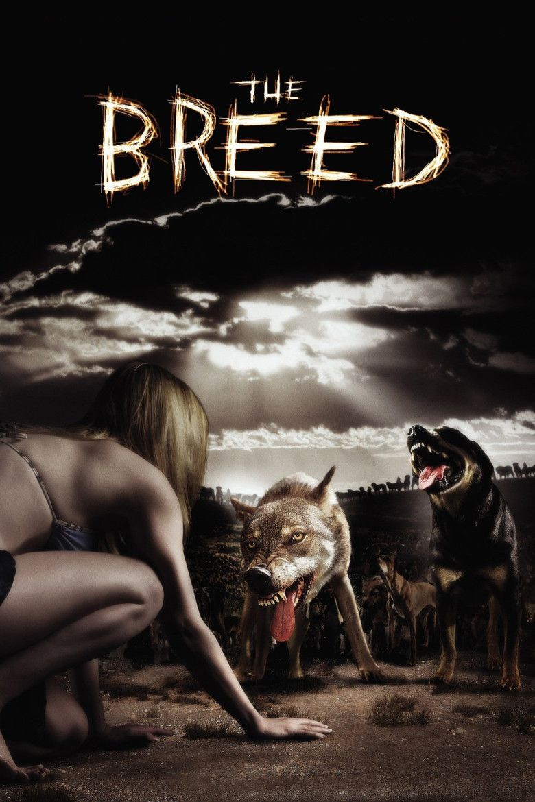 The Breed (2006 film) movie poster