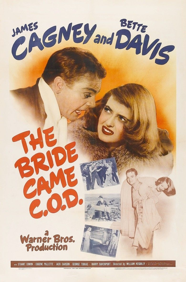 The Bride Came COD movie poster