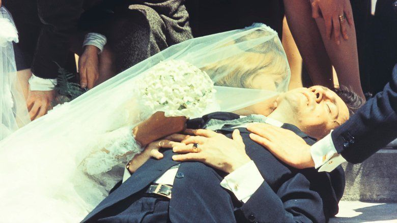 The Bride Wore Black movie scenes