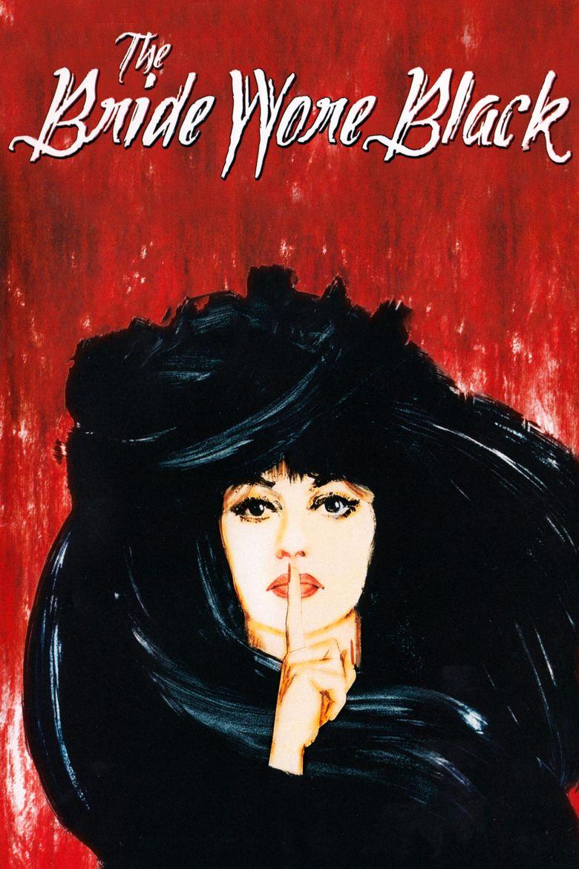 The Bride Wore Black movie poster