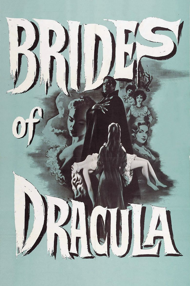 The Brides of Dracula movie poster