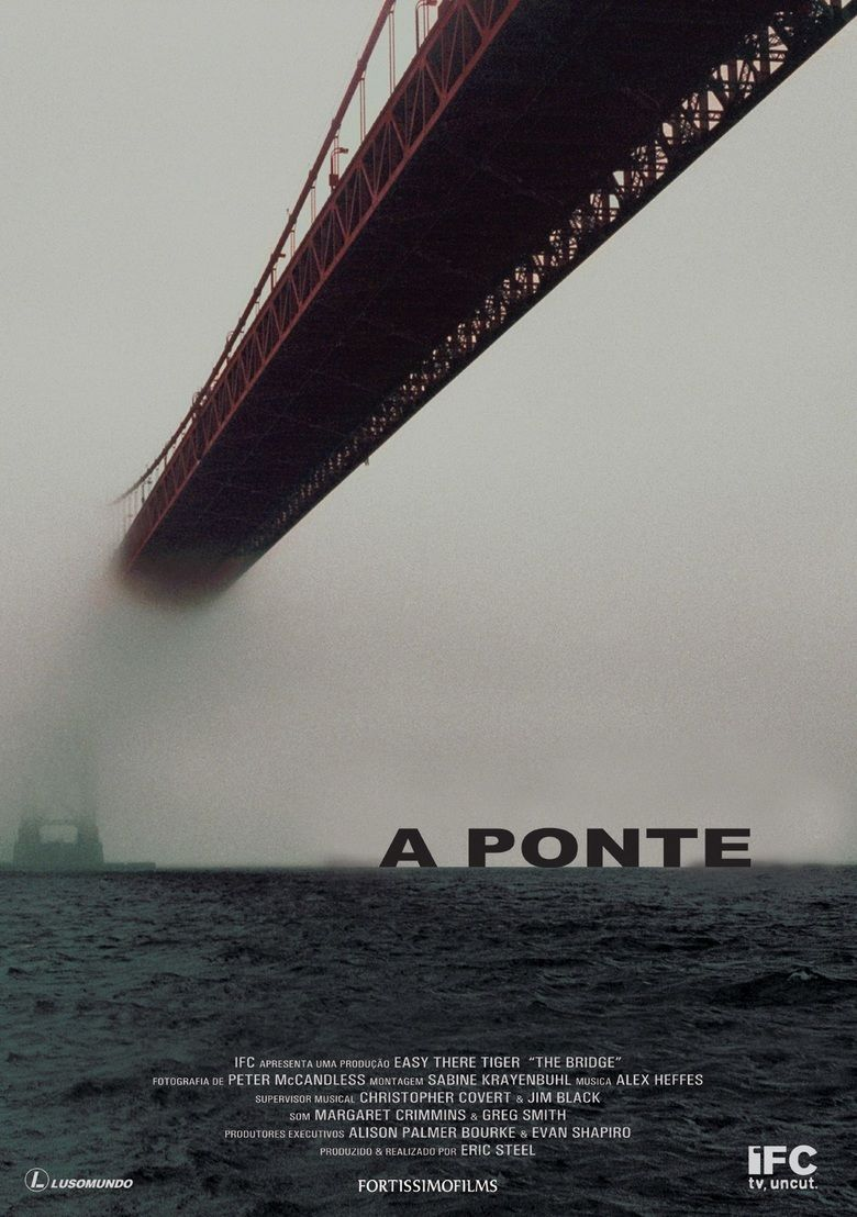The Bridge (2006 documentary film) movie poster