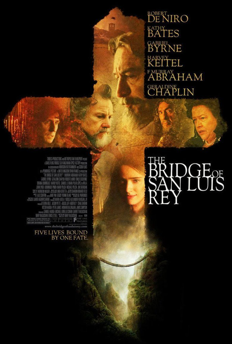 The Bridge of San Luis Rey (2004 film) movie poster