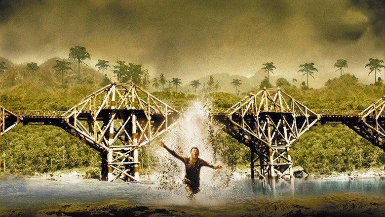 The Bridge on the River Kwai movie scenes